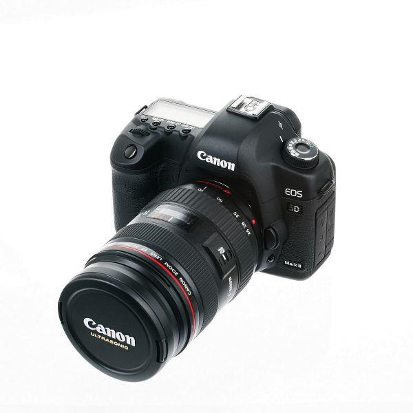 Canon EOS 5D Mark III Digital SLR Kamera mit EF 24-105mm f4L IS Objektiv Kit