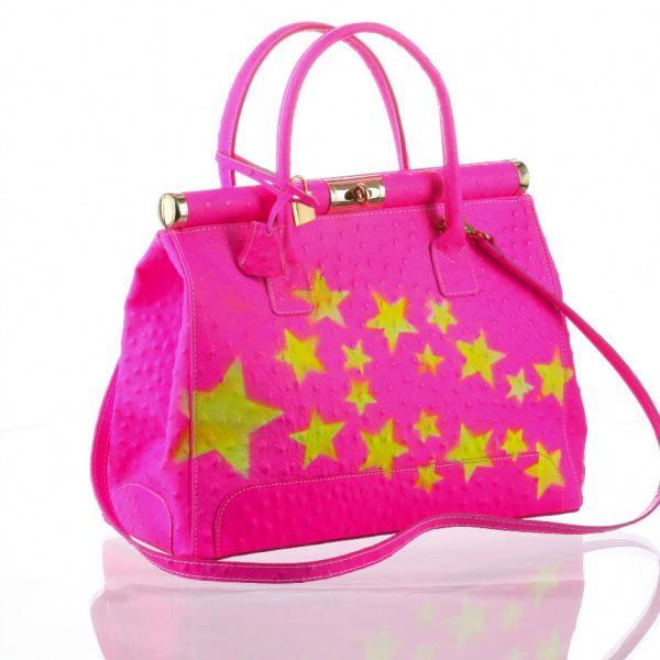Neon Bag Pink
